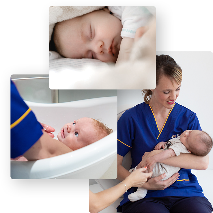 Newborn Care & Baby Nursing in Dubai
