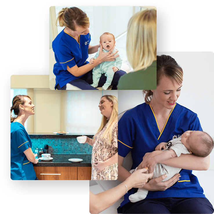 New Born Baby Care Services