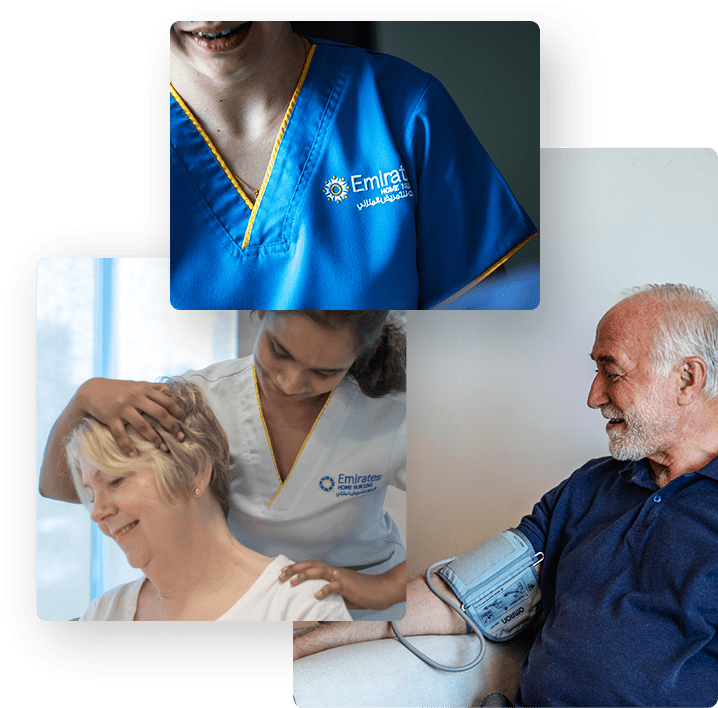 Senior Health Care Services in Dubai