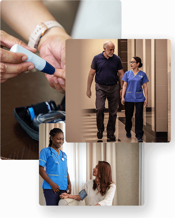 Senior Care Services in Dubai