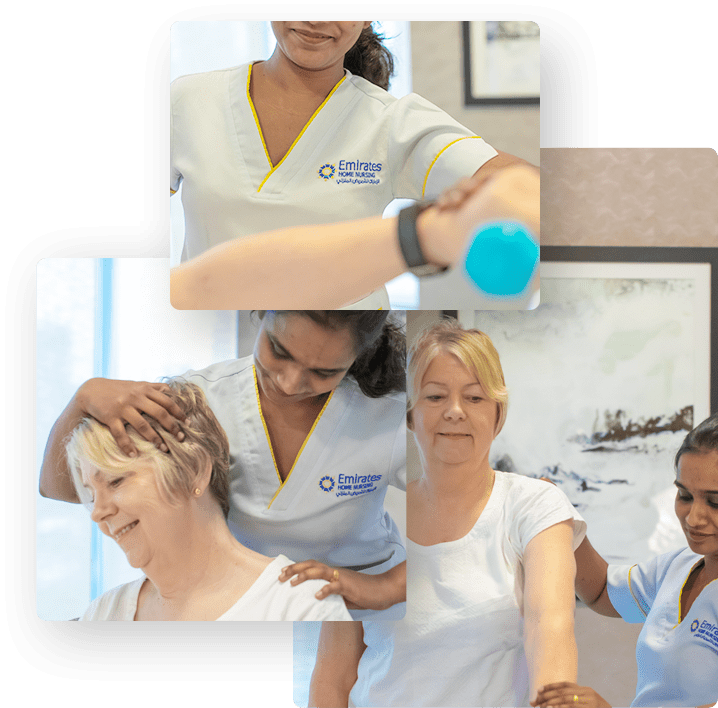 Physiotherapy at Home in Dubai